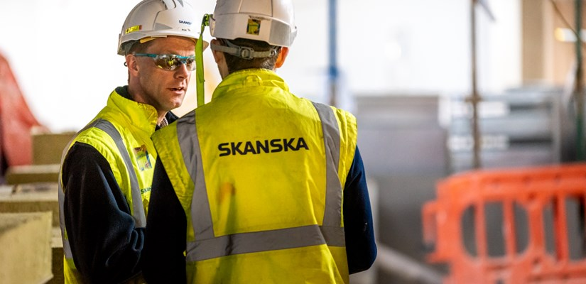 Skanska is now gearing up for work opportunities arising from the Major Works Framework once it formally launches in 2020