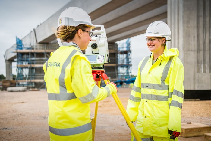 Skanska supports launch of new T levels