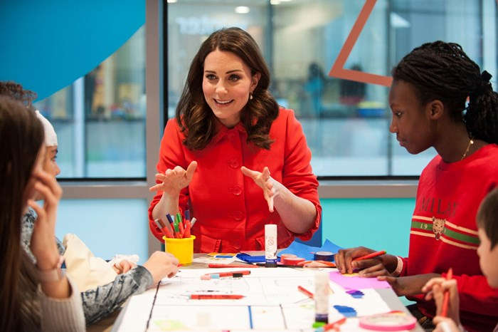 Royal visitor officially opens Great Ormond Street Hospital's Mittal Children's Medical Centre and Premier Inn Clinical Building
