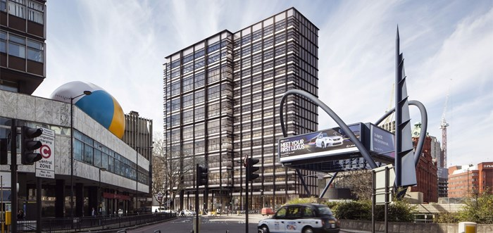 Skanska signs refurbishment contract for Old Street scheme
