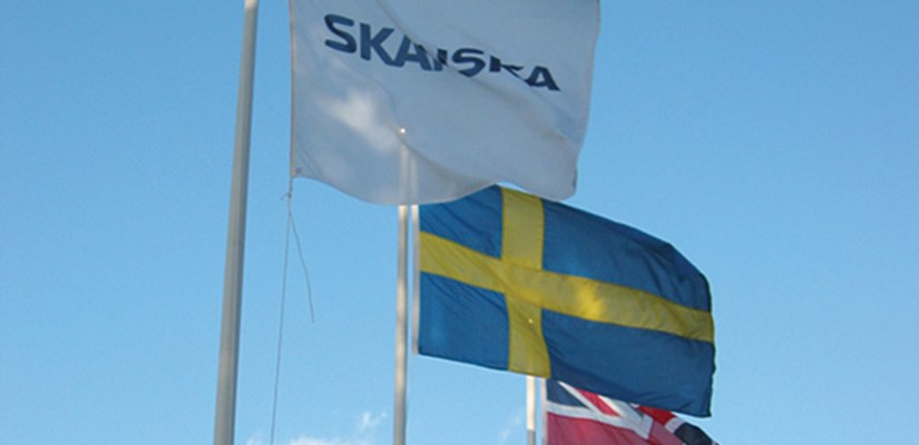 Skanska delivers steady performance in first half of 2015