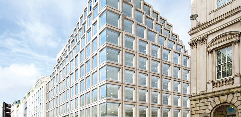 100 Cheapside was won under a competitive tender, and when complete will be fitted out internally to the highest standard of category A