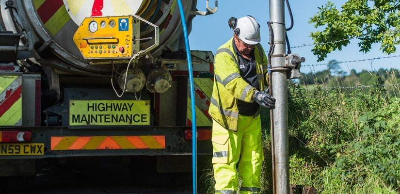 Skanska is the council's current highways maintenance contractor