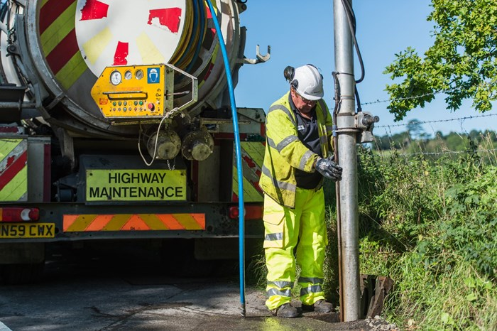 Continuing commitment to improving North Somerset's roads