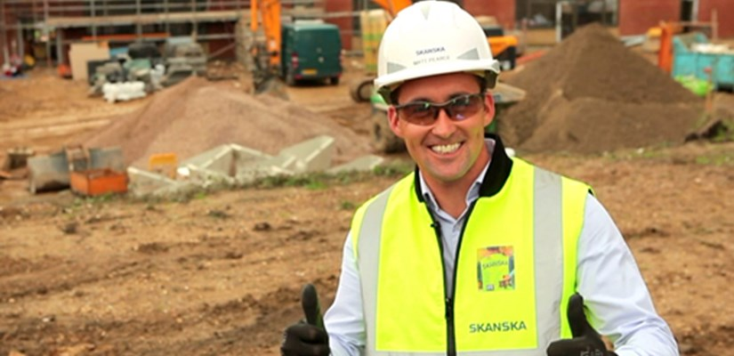 Skanska gets the thumbs up