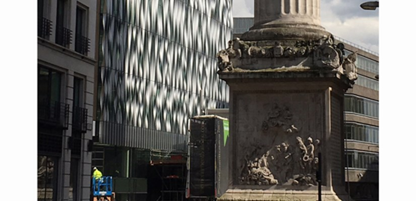 Skanska completes The Monument Building ahead of schedule