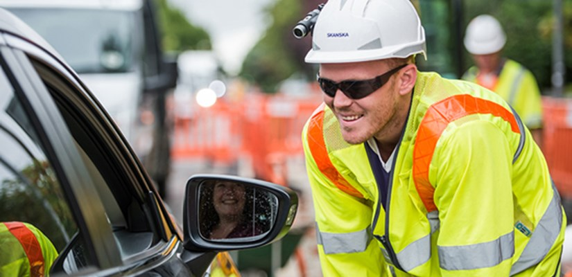 Skanska joins £250 million West Sussex highways framework