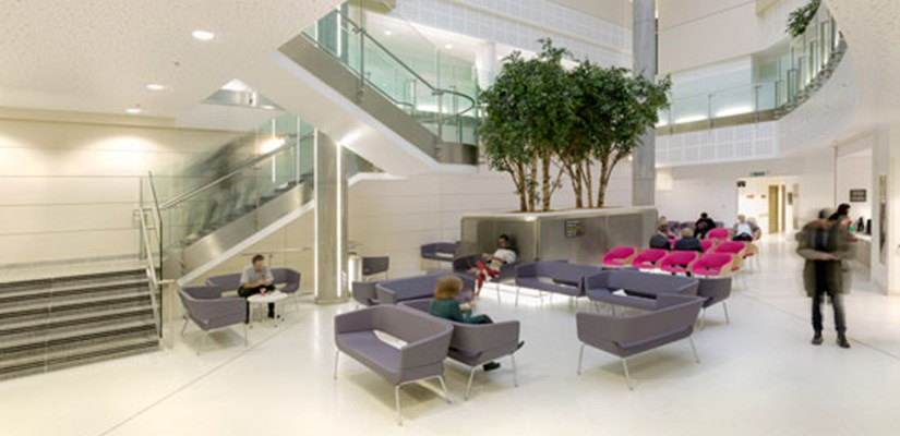 Skanska successfully completes 10-year Barts NHS Health Trust construction project