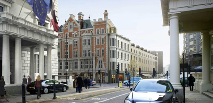 Skanska secures demolition contract for Knightsbridge project