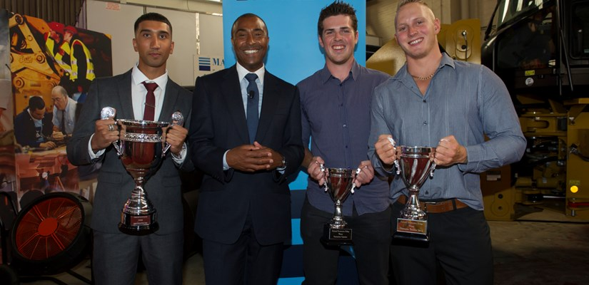 Nazir Huseinmiya, Colin Jackson, Peter McLeish, David Wragg