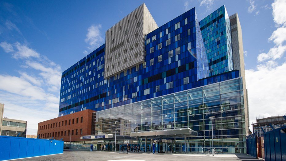 Royal London Hospital in east London