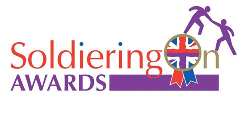 Skanska is sponsoring the Inspiration Award category in the 2017 Soldiering On Awards.