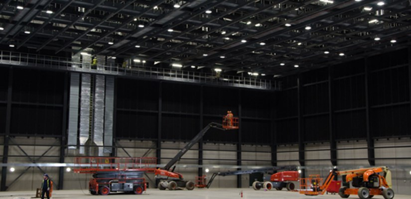 SRW completes its role in making new Pinewood Studios space ready for 'action!'