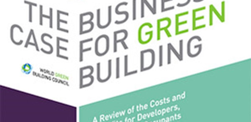 The business case for green building report