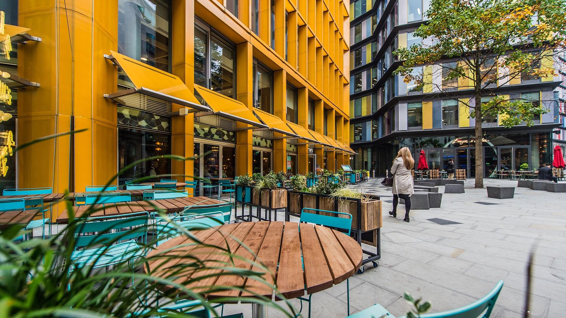 Commercial offices   www skanska co uk