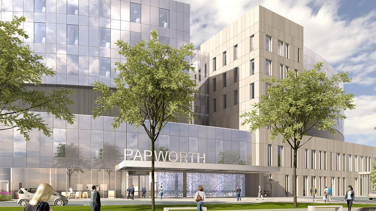 new-papworth-hospital-visualisation