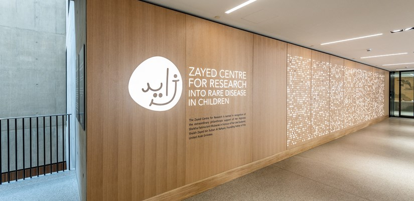 The Zayed Centre at Great Ormond Street Hospital
